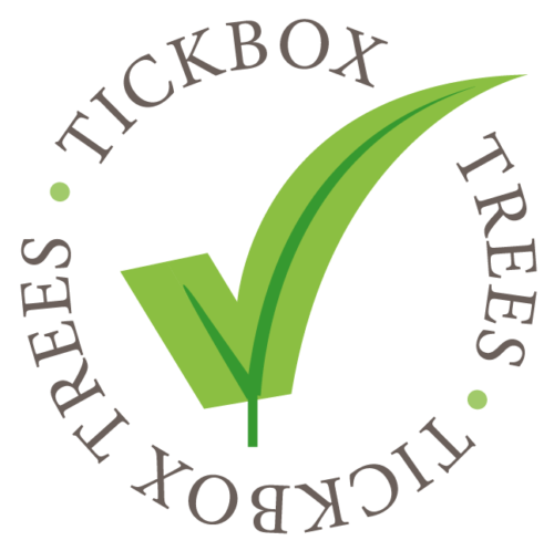 Tickbox Trees logo
