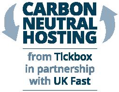 Carbon neutral hosting